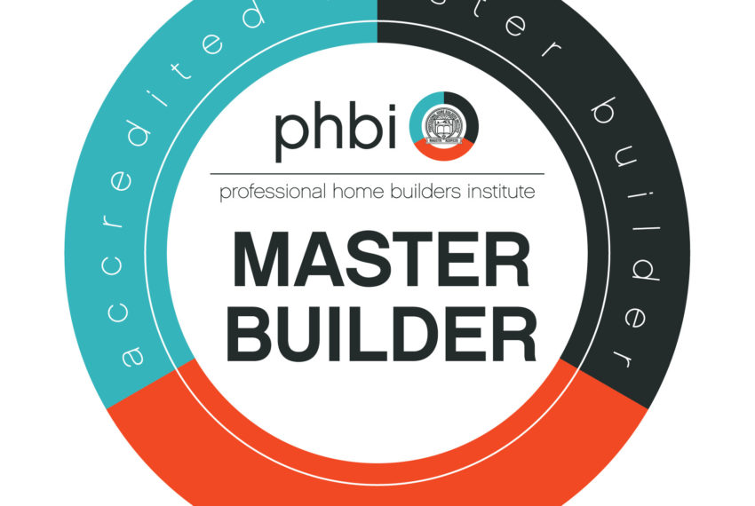 Master Builder Accreditation